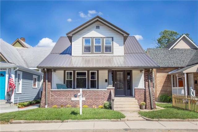 1622 Lexington Avenue, Indianapolis, IN 46203 (MLS #21587046) :: The Evelo Team