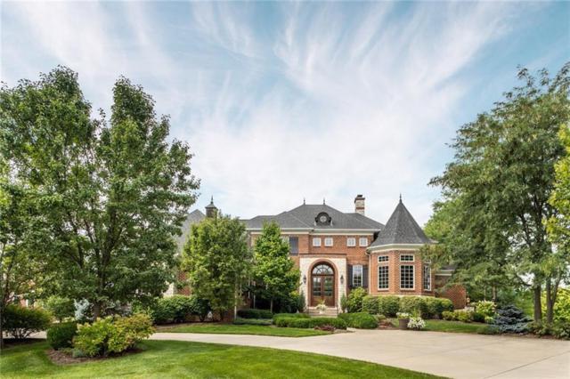 16022 Colleton Court, Carmel, IN 46033 (MLS #21587100) :: The ORR Home Selling Team