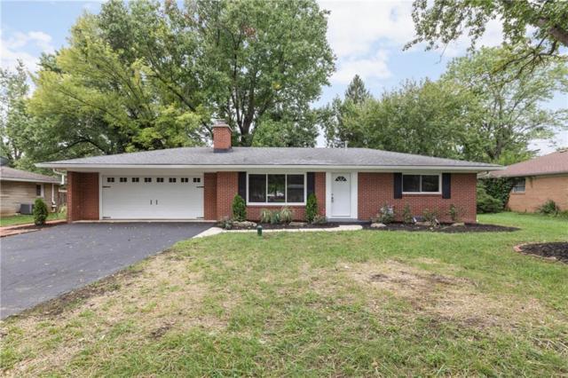 5014 Kessler Blvd. N. Drive, Indianapolis, IN 46228 (MLS #21588748) :: The ORR Home Selling Team