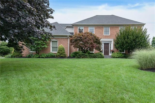1521 Continental Drive, Zionsville, IN 46077 (MLS #21588774) :: The Indy Property Source