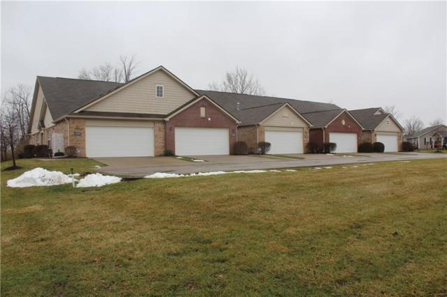 1161 Thistlewood Way, Plainfield, IN 46168 (MLS #21588920) :: The Evelo Team