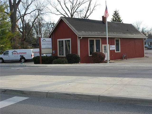 205 N Green Street, Brownsburg, IN 46112 (MLS #21589207) :: The Indy Property Source