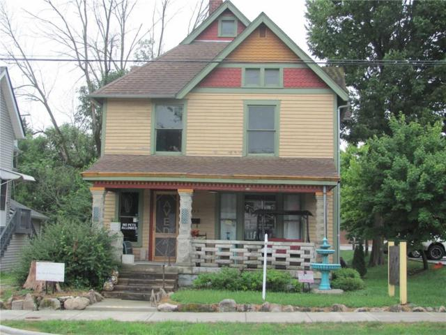 425 E Jefferson Street, Franklin, IN 46131 (MLS #21589573) :: The Indy Property Source