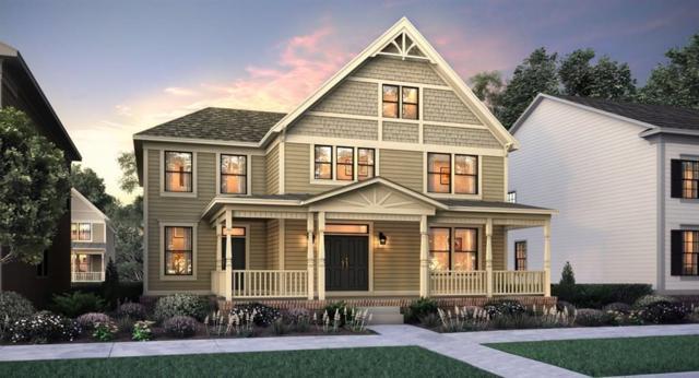 1516 Jensen Drive, Carmel, IN 46032 (MLS #21589580) :: AR/haus Group Realty