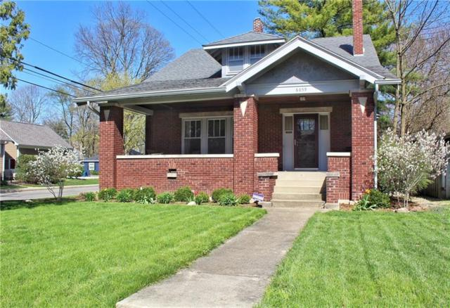 6059 Carrollton Avenue, Indianapolis, IN 46220 (MLS #21589989) :: Mike Price Realty Team - RE/MAX Centerstone