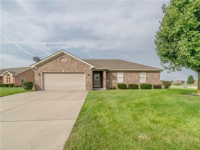 5984 Woodland Parks Court, Columbus, IN 47201 (MLS #21590122) :: The Evelo Team