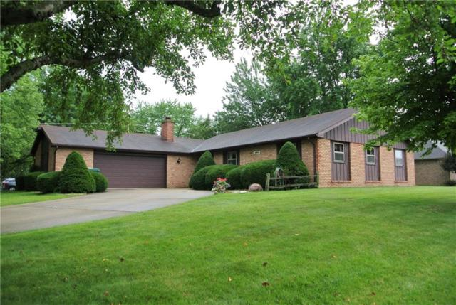 14001 W Hilltop Circle, Daleville, IN 47334 (MLS #21590643) :: The ORR Home Selling Team