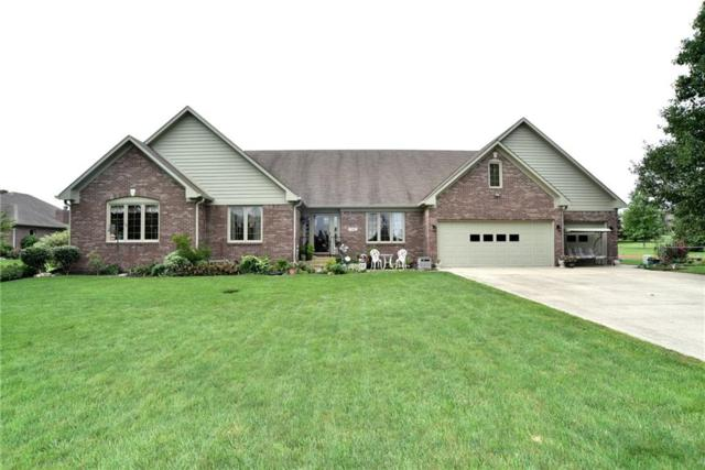 2549 E County Road 600 S, Clayton, IN 46118 (MLS #21590904) :: The ORR Home Selling Team