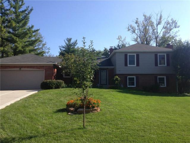 6817 Balfour Court, Indianapolis, IN 46220 (MLS #21590935) :: The ORR Home Selling Team