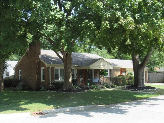 1302 E 57TH Street, Indianapolis, IN 46220 (MLS #21591072) :: Richwine Elite Group