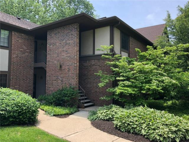 2129 Rome Drive D, Indianapolis, IN 46228 (MLS #21591135) :: FC Tucker Company