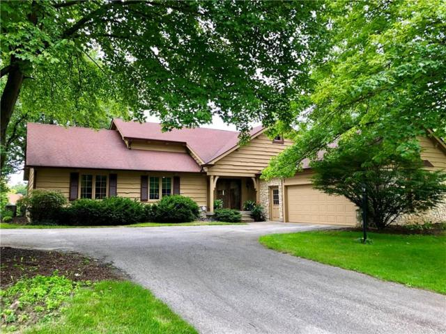 834 E Greyhound Pass, Carmel, IN 46032 (MLS #21591189) :: Mike Price Realty Team - RE/MAX Centerstone