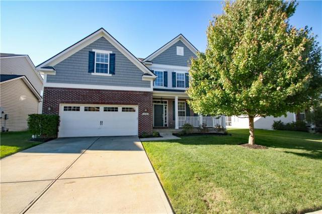 6109 Golden Eagle Drive, Zionsville, IN 46077 (MLS #21591491) :: Indy Scene Real Estate Team