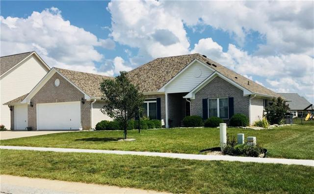 1955 Woodfield Drive, Greenwood, IN 46143 (MLS #21591659) :: Mike Price Realty Team - RE/MAX Centerstone