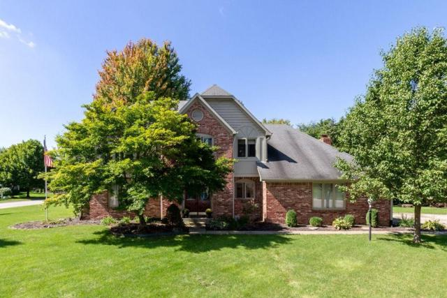 8638 Admirals Bay Drive, Indianapolis, IN 46236 (MLS #21591790) :: Mike Price Realty Team - RE/MAX Centerstone
