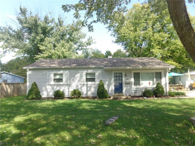 736 Crescent Drive, Greencastle, IN 46135 (MLS #21591815) :: FC Tucker Company