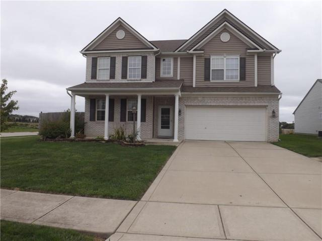 1726 Juniper Lane, Greenwood, IN 46143 (MLS #21591894) :: Mike Price Realty Team - RE/MAX Centerstone