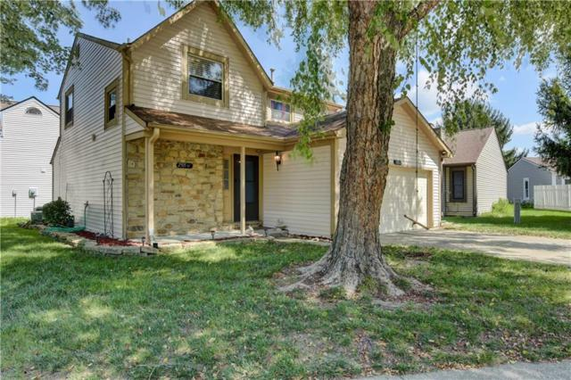 2905 W Horse Hill Drive, Indianapolis, IN 46214 (MLS #21592193) :: The Evelo Team