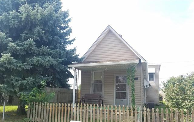 1418 Kennington Street, Indianapolis, IN 46225 (MLS #21592282) :: The Evelo Team