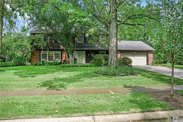 1740 Brewster Road, Indianapolis, IN 46260 (MLS #21592419) :: Mike Price Realty Team - RE/MAX Centerstone