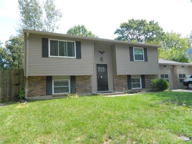 2725 Sheffield Drive, Indianapolis, IN 46229 (MLS #21592574) :: The Evelo Team
