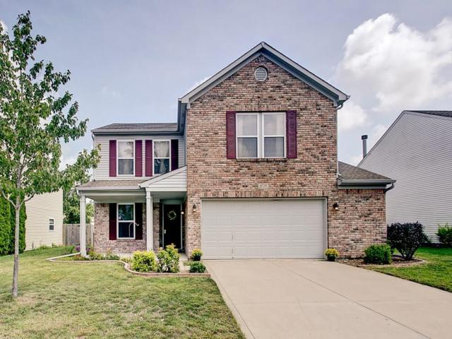 8724 Liberty Mills Drive, Camby, IN 46113 (MLS #21592813) :: The Evelo Team