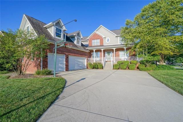 10051 Wild Turkey Row, Fishers, IN 46055 (MLS #21593057) :: AR/haus Group Realty