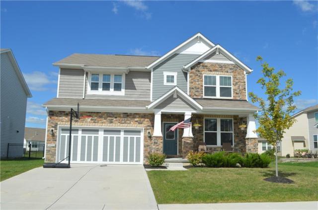 6050 Chestnut Eagle Drive, Zionsville, IN 46077 (MLS #21593263) :: Indy Scene Real Estate Team