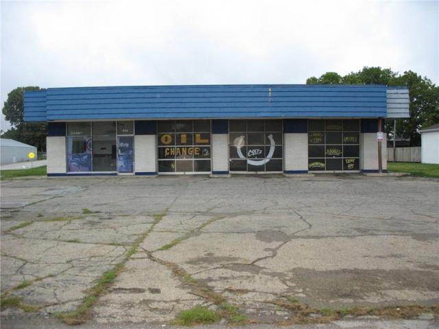 618 E Main Street, Brownsburg, IN 46112 (MLS #21593414) :: David Brenton's Team