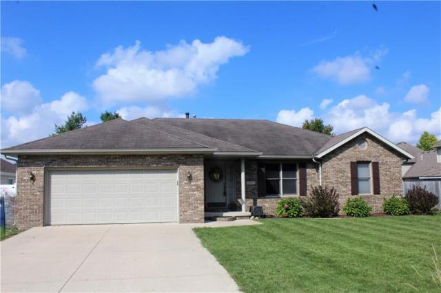 1905 O'hare Boulevard, Yorktown, IN 47396 (MLS #21593985) :: The ORR Home Selling Team