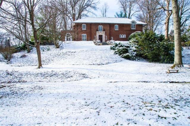551 Forest Boulevard, Indianapolis, IN 46240 (MLS #21593992) :: Mike Price Realty Team - RE/MAX Centerstone