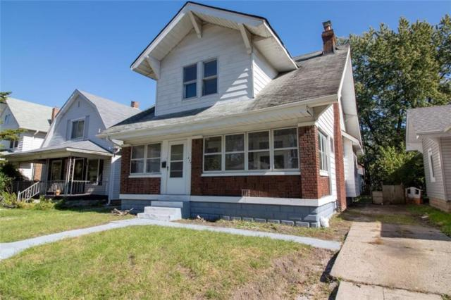 529 N Colorado Avenue, Indianapolis, IN 46201 (MLS #21594221) :: Mike Price Realty Team - RE/MAX Centerstone