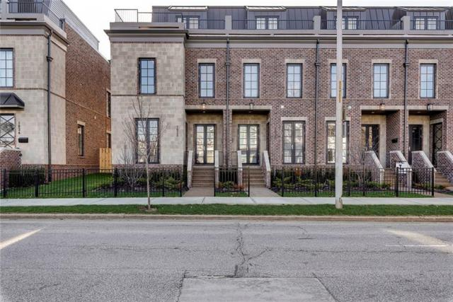 1828 N Pennsylvania Street, Indianapolis, IN 46202 (MLS #21594246) :: AR/haus Group Realty