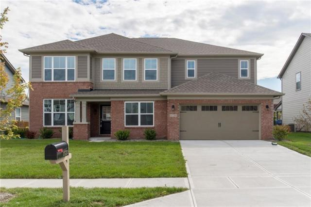 15562 Nettle Lane, Fishers, IN 46040 (MLS #21594355) :: Mike Price Realty Team - RE/MAX Centerstone