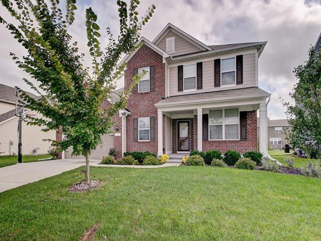 14647 Sherwood Forest Way, Fishers, IN 46037 (MLS #21594475) :: AR/haus Group Realty