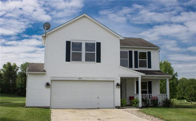 8647 Blooming Grove Drive, Camby, IN 46113 (MLS #21594495) :: The Evelo Team