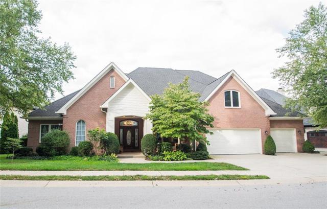 6476 Dawson Lake Drive, Indianapolis, IN 46220 (MLS #21594618) :: Richwine Elite Group