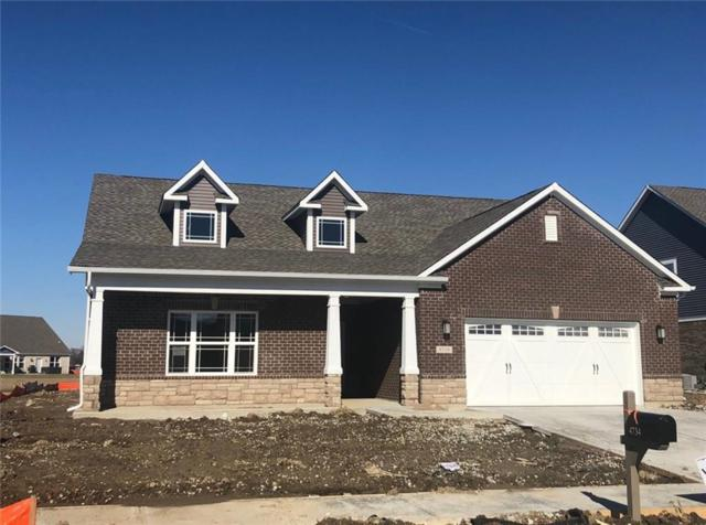 4734 Lawrence Way W, New Palestine, IN 46163 (MLS #21594697) :: The ORR Home Selling Team