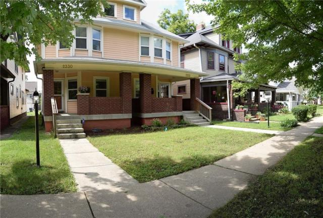 2330 N Alabama Street, Indianapolis, IN 46205 (MLS #21595079) :: Mike Price Realty Team - RE/MAX Centerstone
