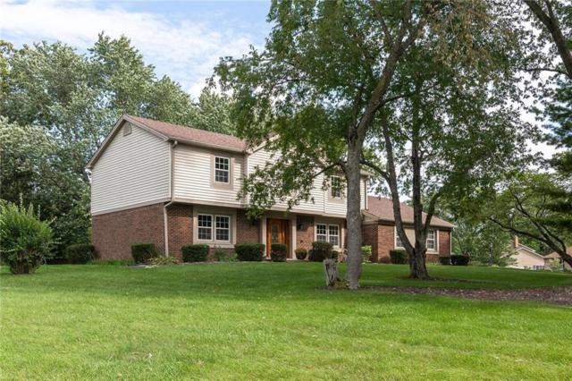 15203 Shoreway East Court, Carmel, IN 46032 (MLS #21595154) :: Mike Price Realty Team - RE/MAX Centerstone