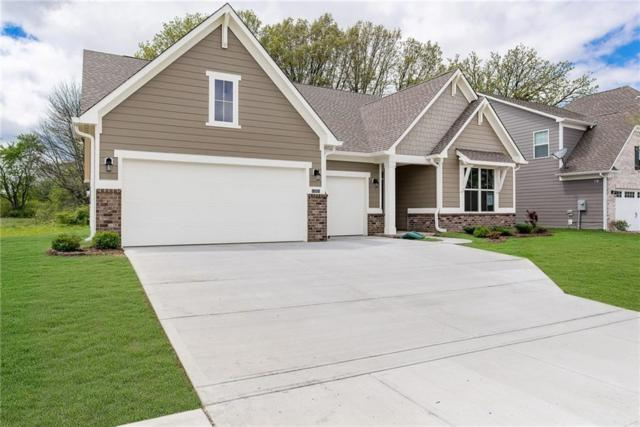 15329 Corona Court, Fishers, IN 46037 (MLS #21595406) :: Mike Price Realty Team - RE/MAX Centerstone
