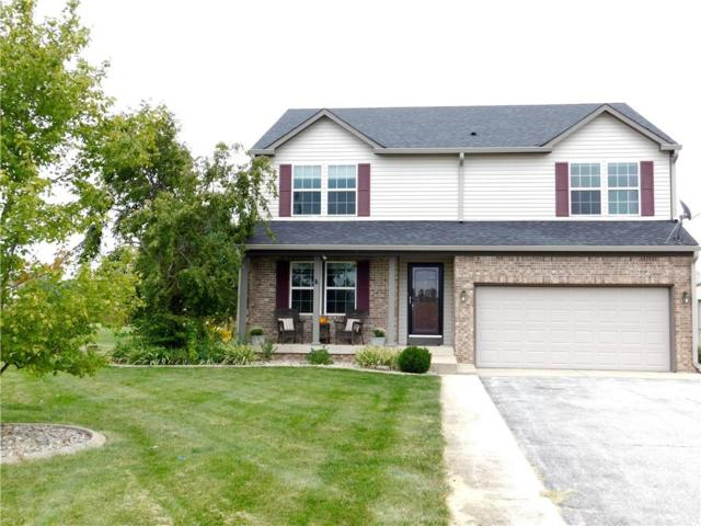 5891 N County Road 100 E, Pittsboro, IN 46167 (MLS #21595744) :: Mike Price Realty Team - RE/MAX Centerstone
