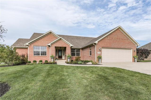 3920 S 500 W, New Palestine, IN 46163 (MLS #21595845) :: HergGroup Indianapolis