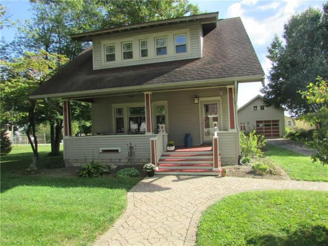 285 W Main Street, Monrovia, IN 46157 (MLS #21596008) :: Mike Price Realty Team - RE/MAX Centerstone