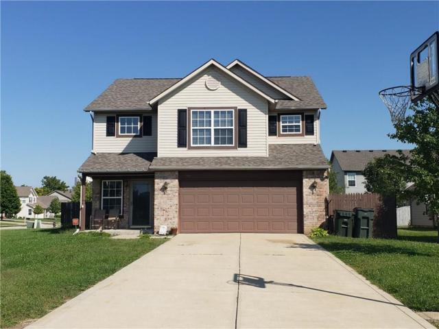 980 W Muskegon Drive, Greenfield, IN 46140 (MLS #21596167) :: Richwine Elite Group