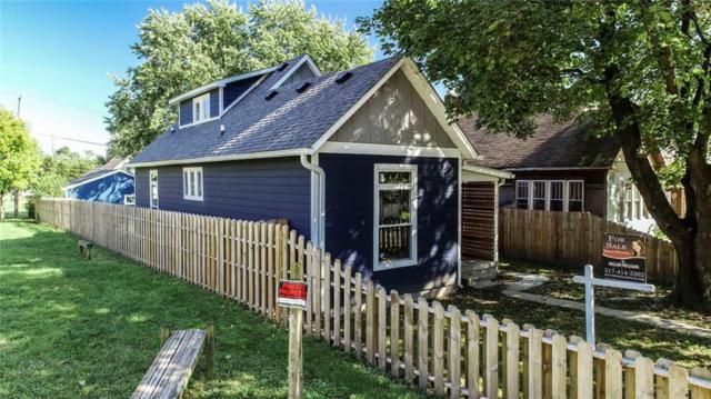 1641 Ringgold Avenue, Indianapolis, IN 46203 (MLS #21596222) :: Mike Price Realty Team - RE/MAX Centerstone
