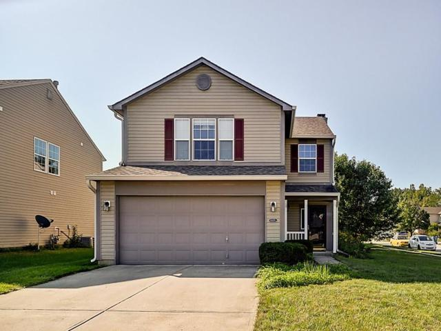 10419 Dark Star Drive, Indianapolis, IN 46234 (MLS #21596258) :: The ORR Home Selling Team