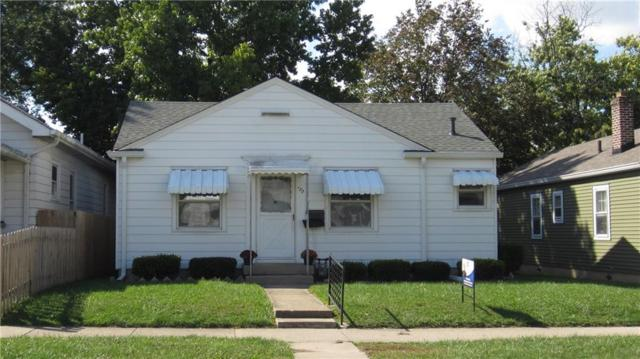 150 S 5th Avenue, Beech Grove, IN 46107 (MLS #21596318) :: HergGroup Indianapolis