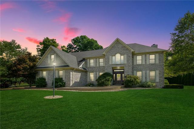 5727 Stonechat Lane, Indianapolis, IN 46237 (MLS #21596479) :: The ORR Home Selling Team