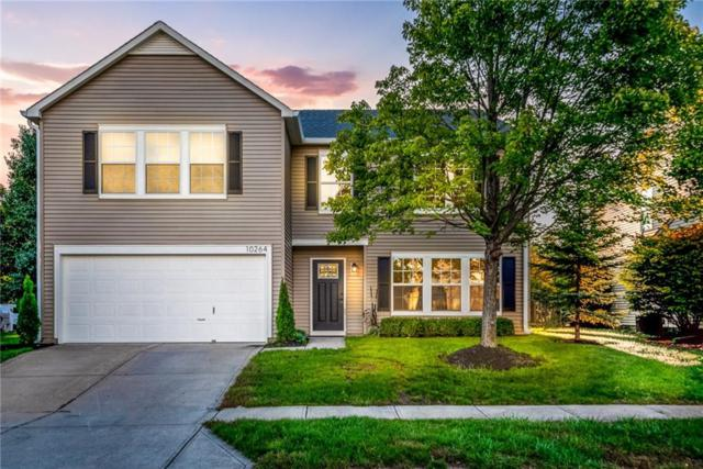 10264 Lothbury Circle, Fishers, IN 46037 (MLS #21596709) :: Mike Price Realty Team - RE/MAX Centerstone